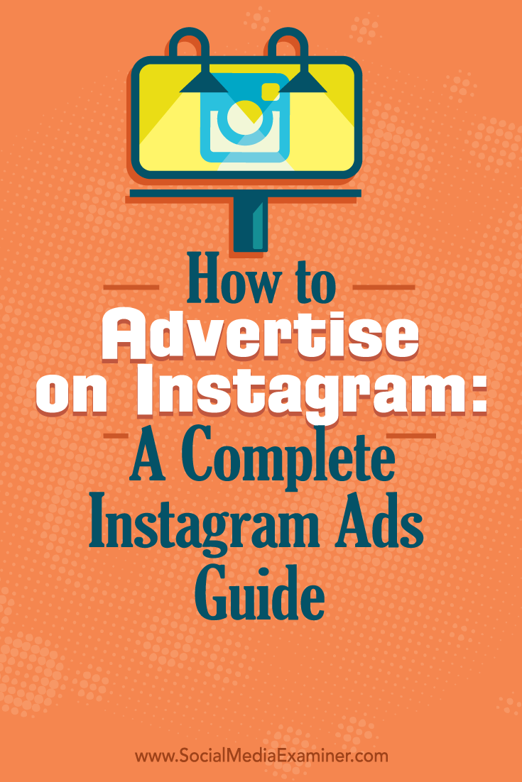 a guide to advertising on instagram