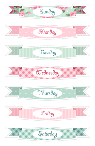 weekdays image shutter stock 252836398