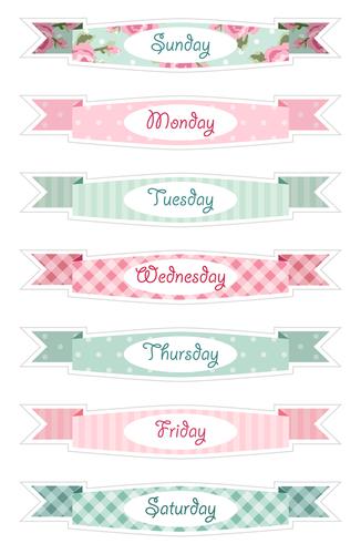 weekdays image shutter stock 252836398