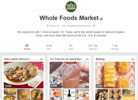 whole foods on pinterest