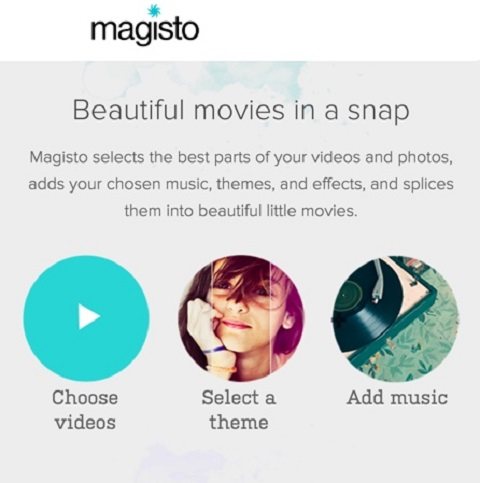 magisto features