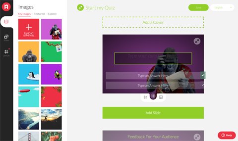 apester quiz creation