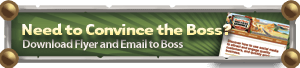 Convince your boss!