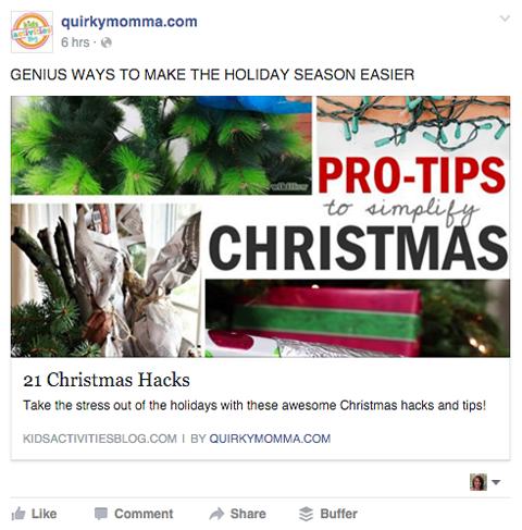 facebook image upload options