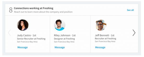 linkedin job posting insights