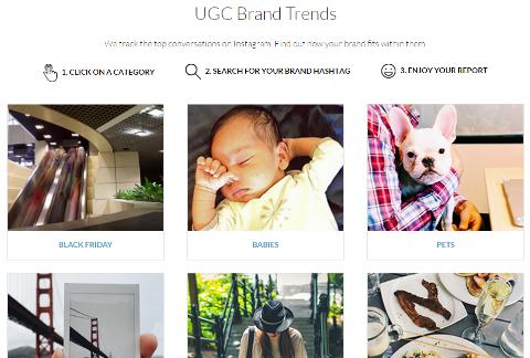ugc brand trends