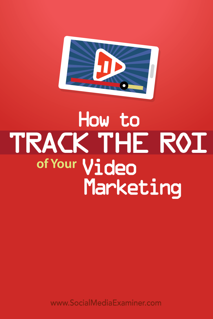 how to track roi of video marketing