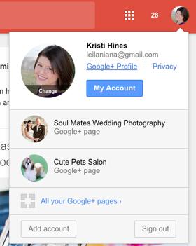 Google+ Profile Changes: Giant Photos