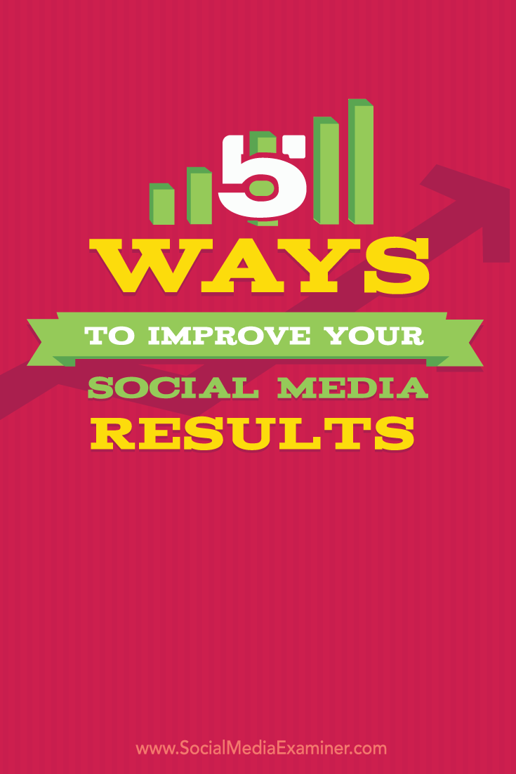 how to improve social media results with psychology