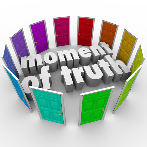 moment of truth image shutter stock 145115146