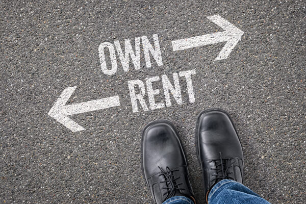 own rent image shutterstock 266974055