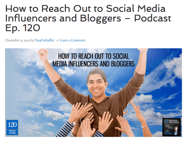 how to maximize your social