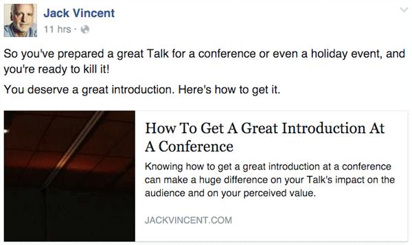 jack vincent facebook