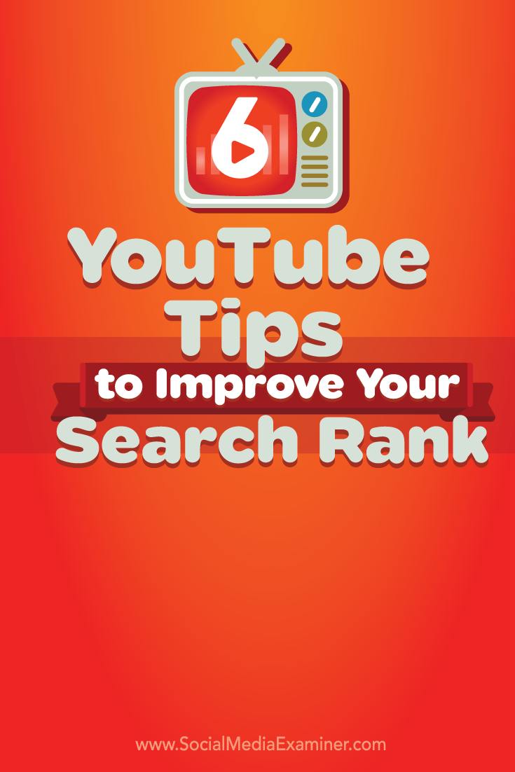 How To Download Youtube Videos Toputer 20161115 Six Tips To Improve Youtube  Search Rank