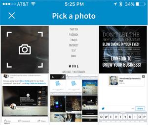 pick an image