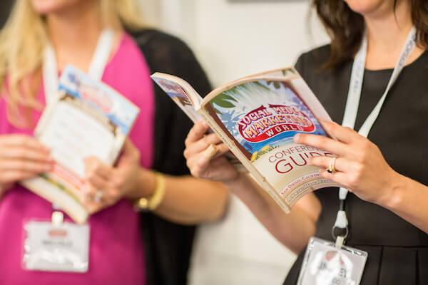 social media marketing world conference guide