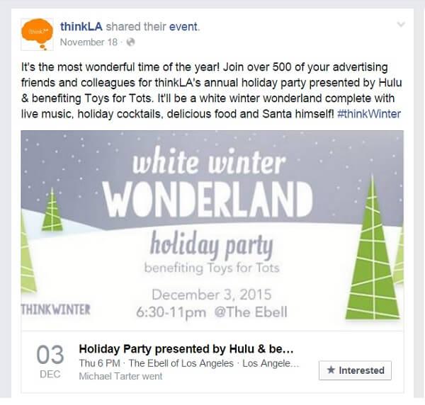 think la event