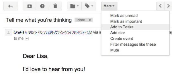 gmail taskes