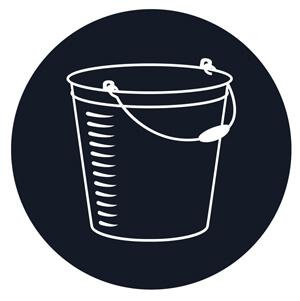 bucket shutterstock image 234689341