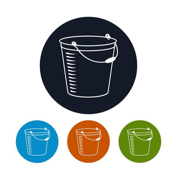 buckets shutterstock image 234689341