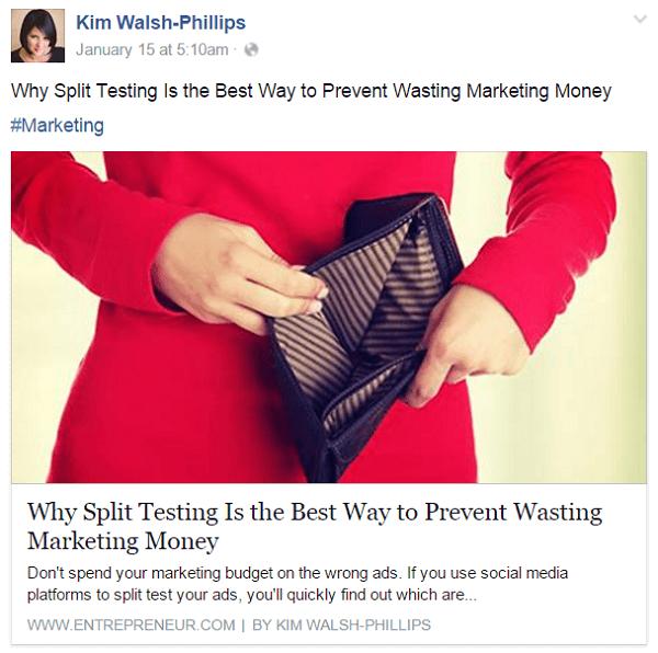 kim walsh-phillips expert post