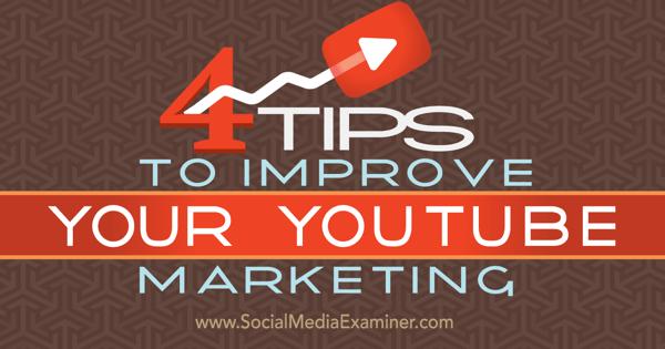 effective youtube marketing tips