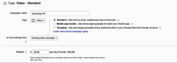youtube ads bidding