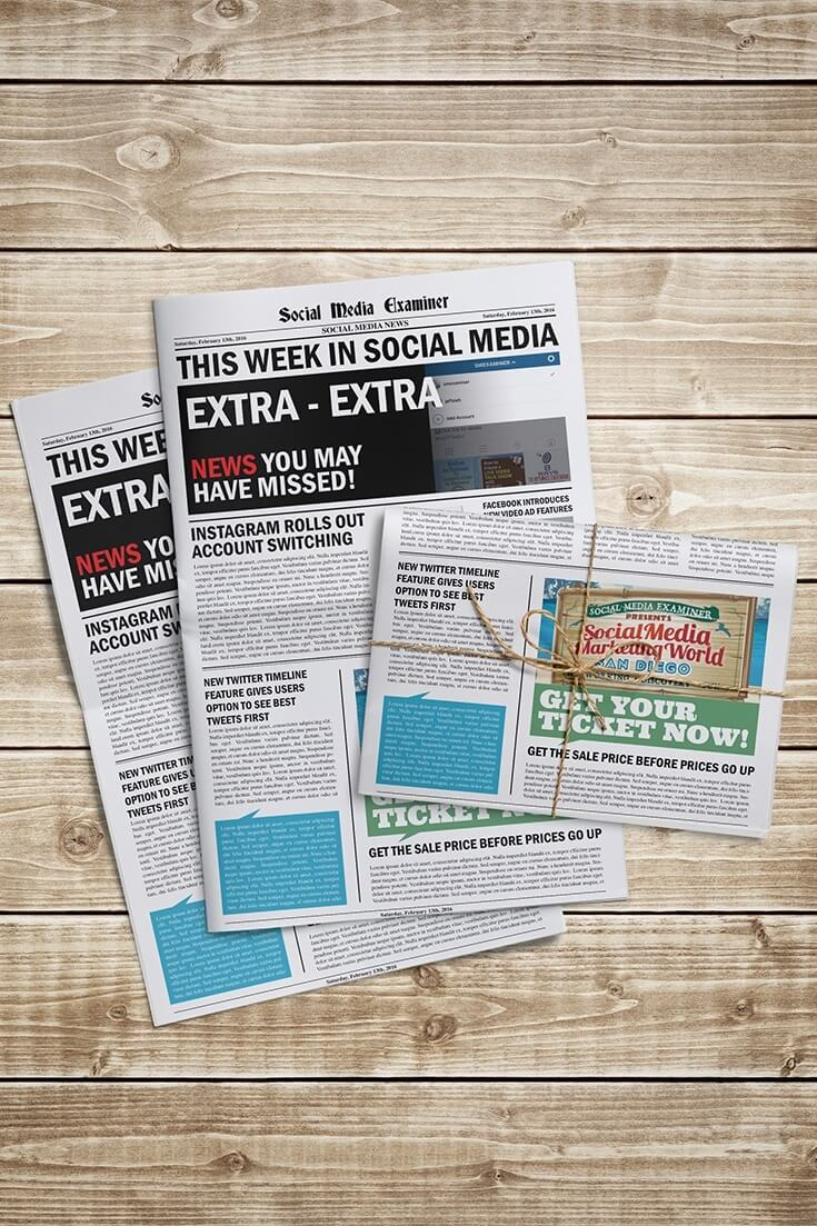 social media examiner weekly news february 13 2016