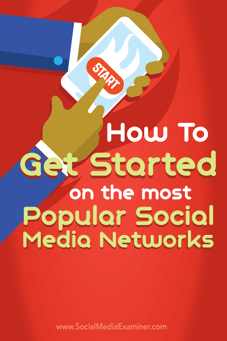 how to engage on six popular social networks