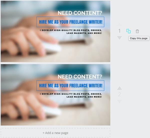 canva duplicate custom template