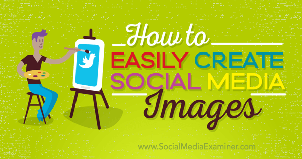 create quality social media images