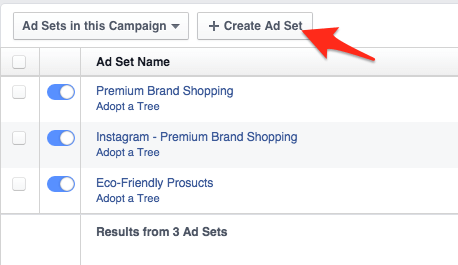 create ad set name