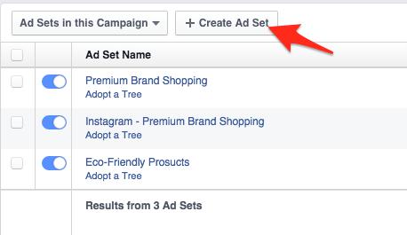 create ad set name
