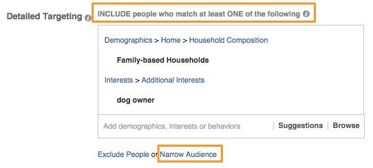 ad targeting options