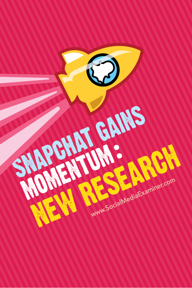 using snapchat to reach your target audience