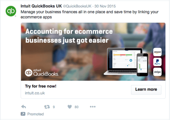 twitter website click website card example tweet