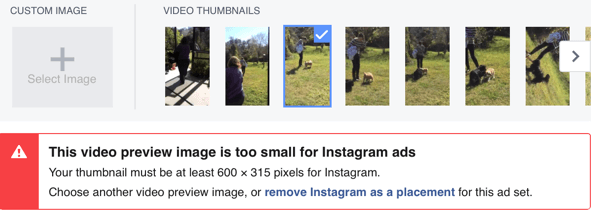 instagram video ad dimensions