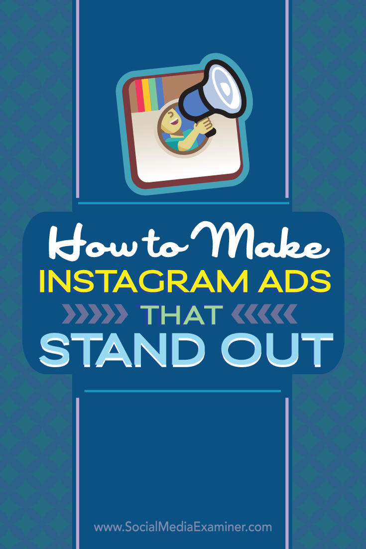 features for ads on instagram