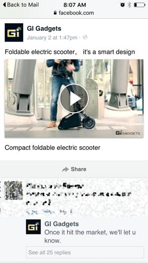 website video example
