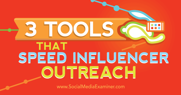 influencer outreach automation tools