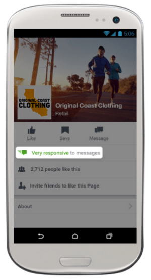 facebook messenger on pages tips