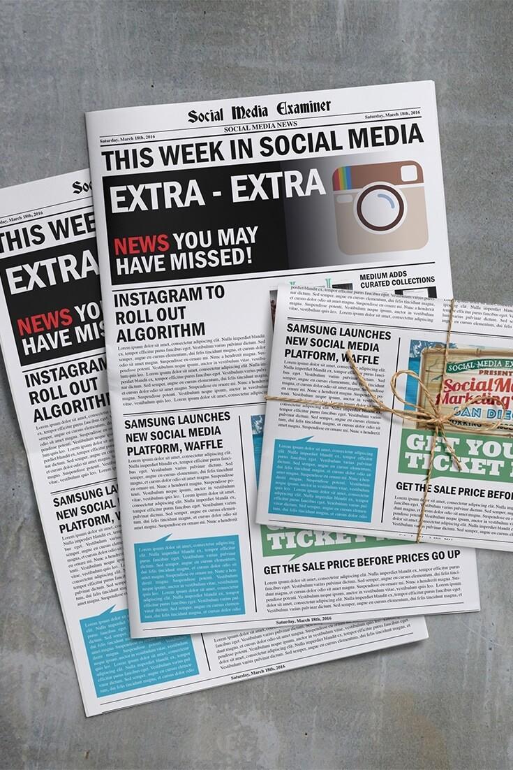 social media examiner weekly news march 19 2016