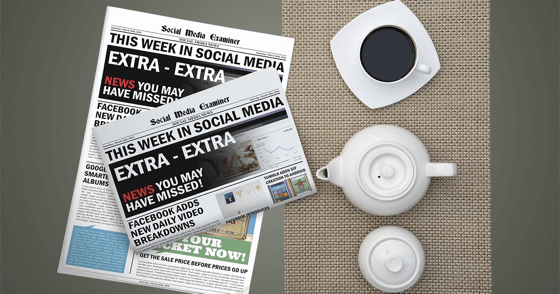 Facebook Enhances Video Metrics: This Week in Social Media