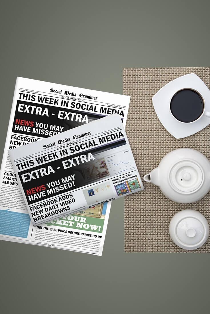 social media examiner weekly news march 26 2016