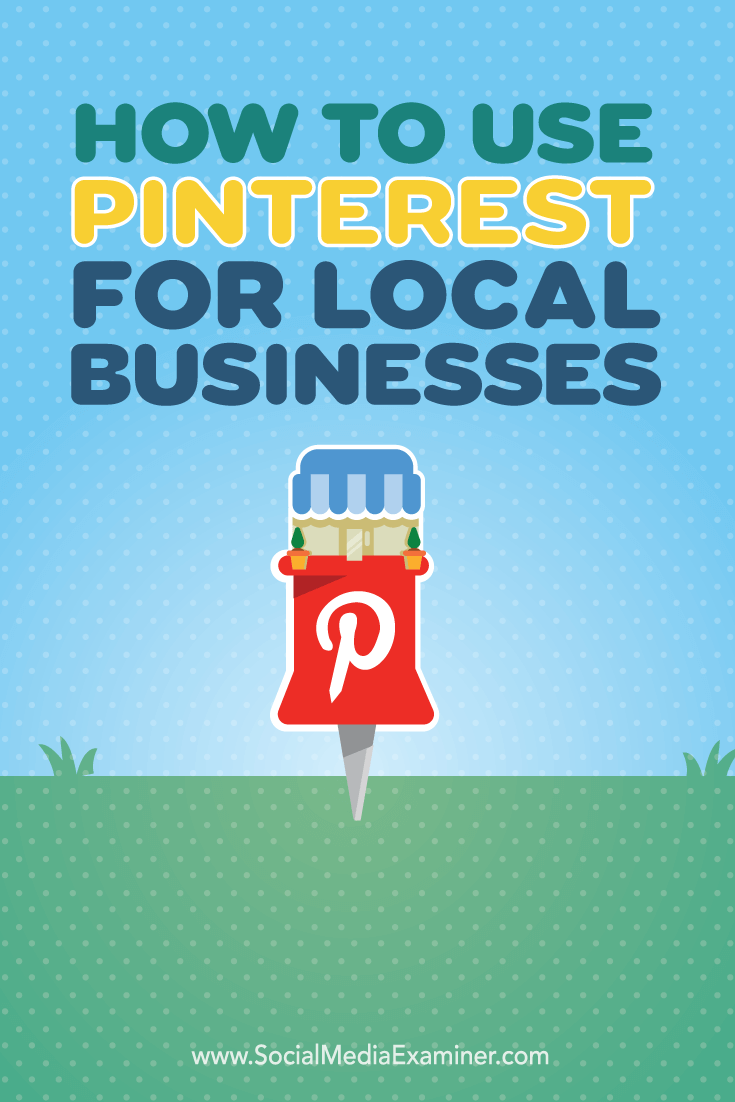 pinterest marketing for local businesses