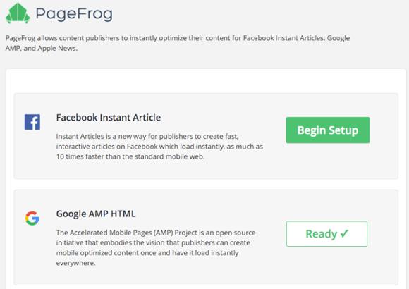pagefrog plugin settings