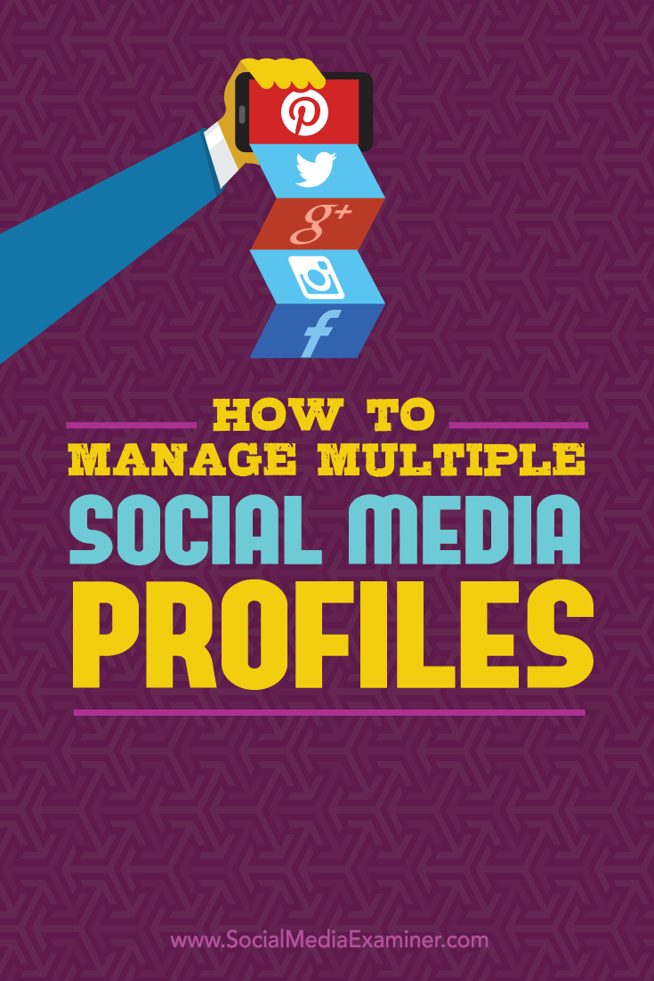 customize hootsuite to monitor and manage multiple social media profiles