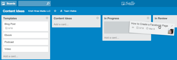 update a due date in trello