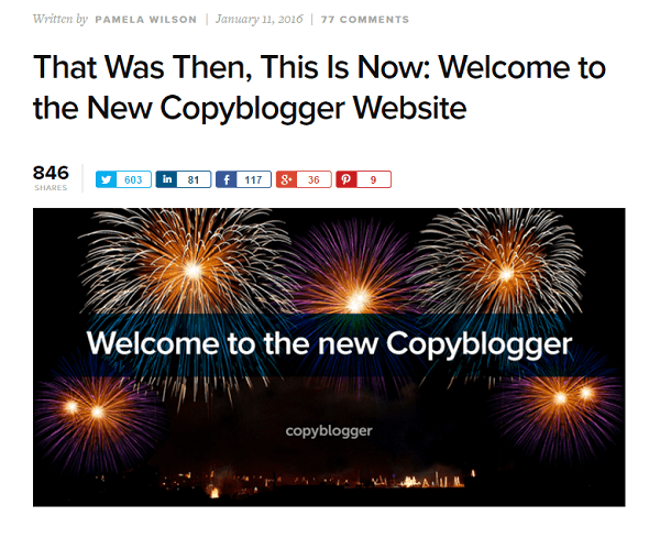 copyblogger comments return