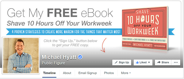 michael hyatt facebook